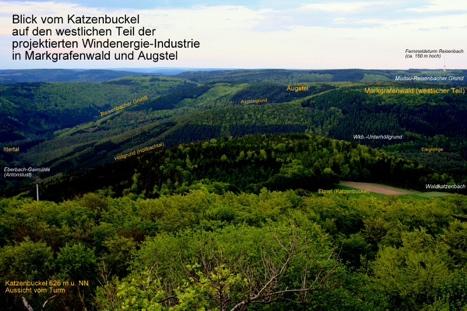 IHO wandert gegen Windpark Markgrafenwald thumbnail