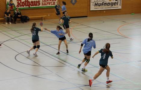 C-Jugend-Handballerinnen nehmen Revanche thumbnail