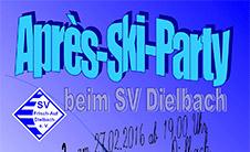 Après-Ski-Party beim SV Dielbach thumbnail