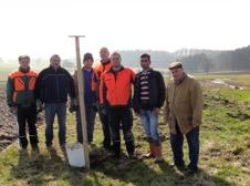 "Biotop ""Hinkelsfeld"" in Mülben bepflanzt thumbnail"
