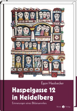 "Egon Hassbecker ""Haspelgasse 12 in Heidelberg"" thumbnail"