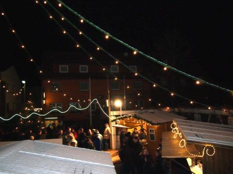Weihnachtliches Dorffest Strümpfelbrunn feiert Jubiläum thumbnail