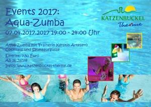 Aqua-Zumba in der Katzenbuckel-Therme thumbnail
