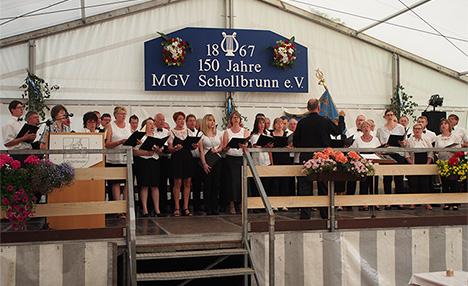 468 MGV Schollbrunn