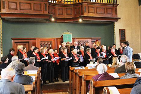 KP 100 Jahre Kirchen Gottesdienst