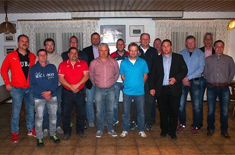 KP Vorstand FSV Waldbrunn
