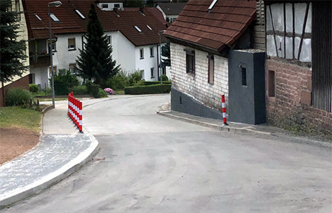 11 07 18 KP Waldbrunn Freigabe K 3926 Engstelle