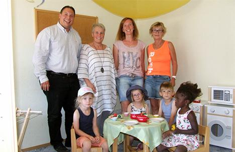 KP Spenden Kiga Voba Gewinnsparverein
