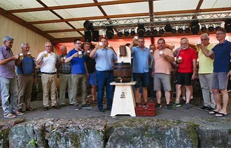 Mülben feierte mit viel Musik und Sommer thumbnail