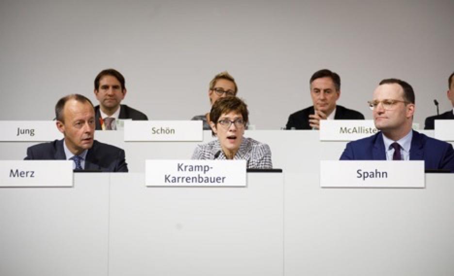 Waldbrunn wählt Nachfolgerin von Merkel thumbnail