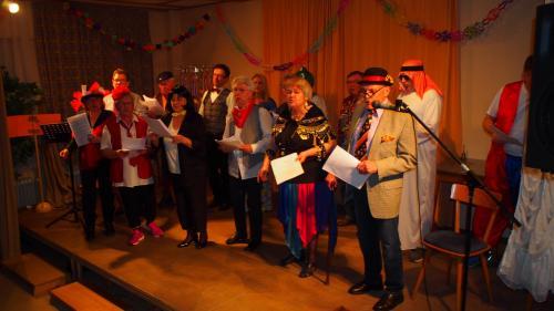 Gemeindefasching Waldbrunn 2019